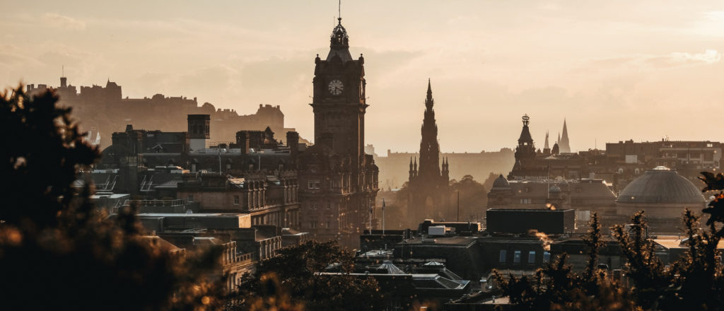 Edinburgh for Couples