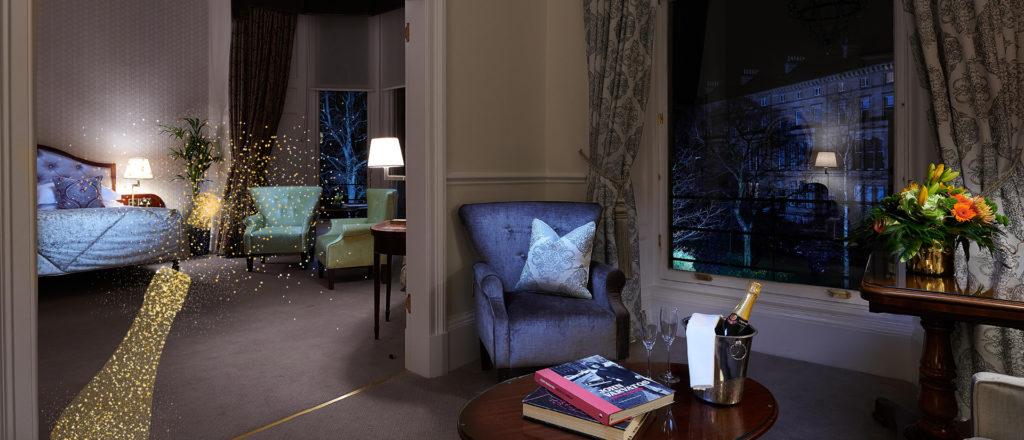 Sparkling Suites at The Bonham