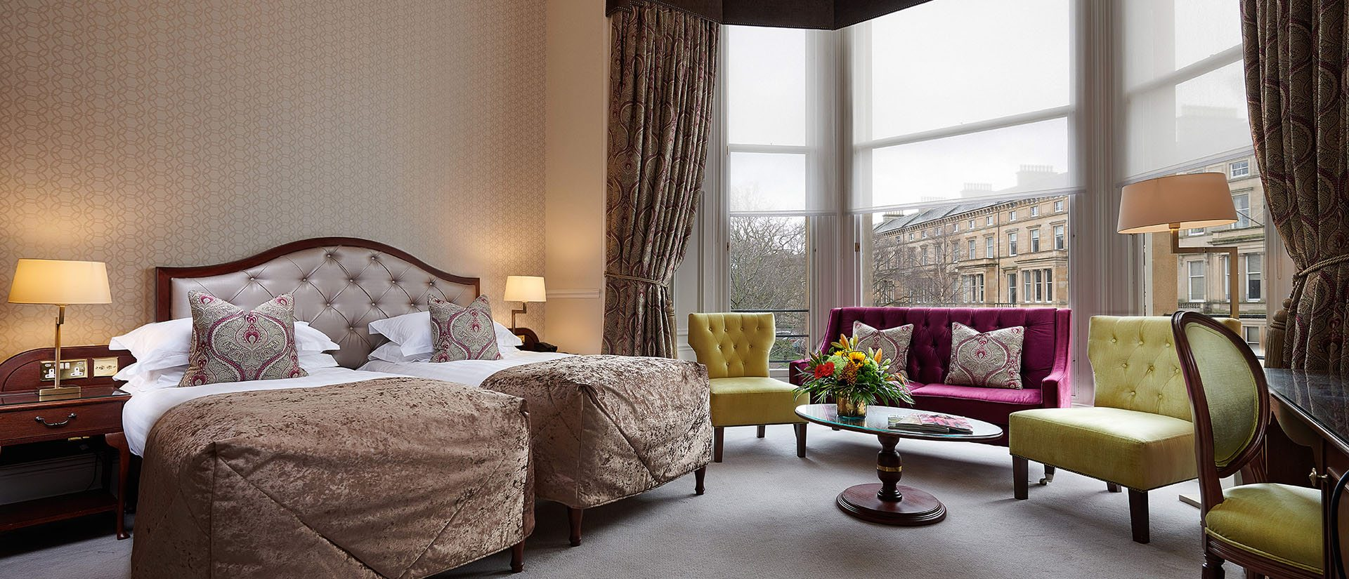 Superior Bedroom at The Bonham