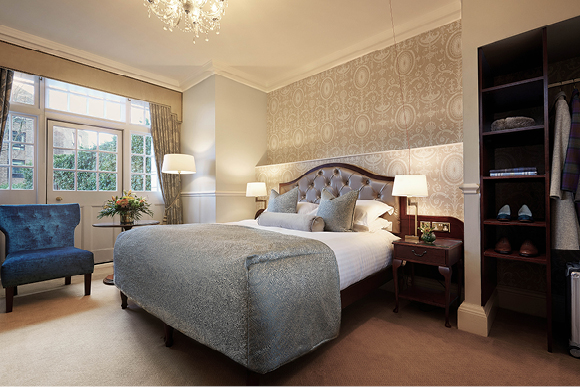 Disabled Access Bedroom - The Bonham Hotel
