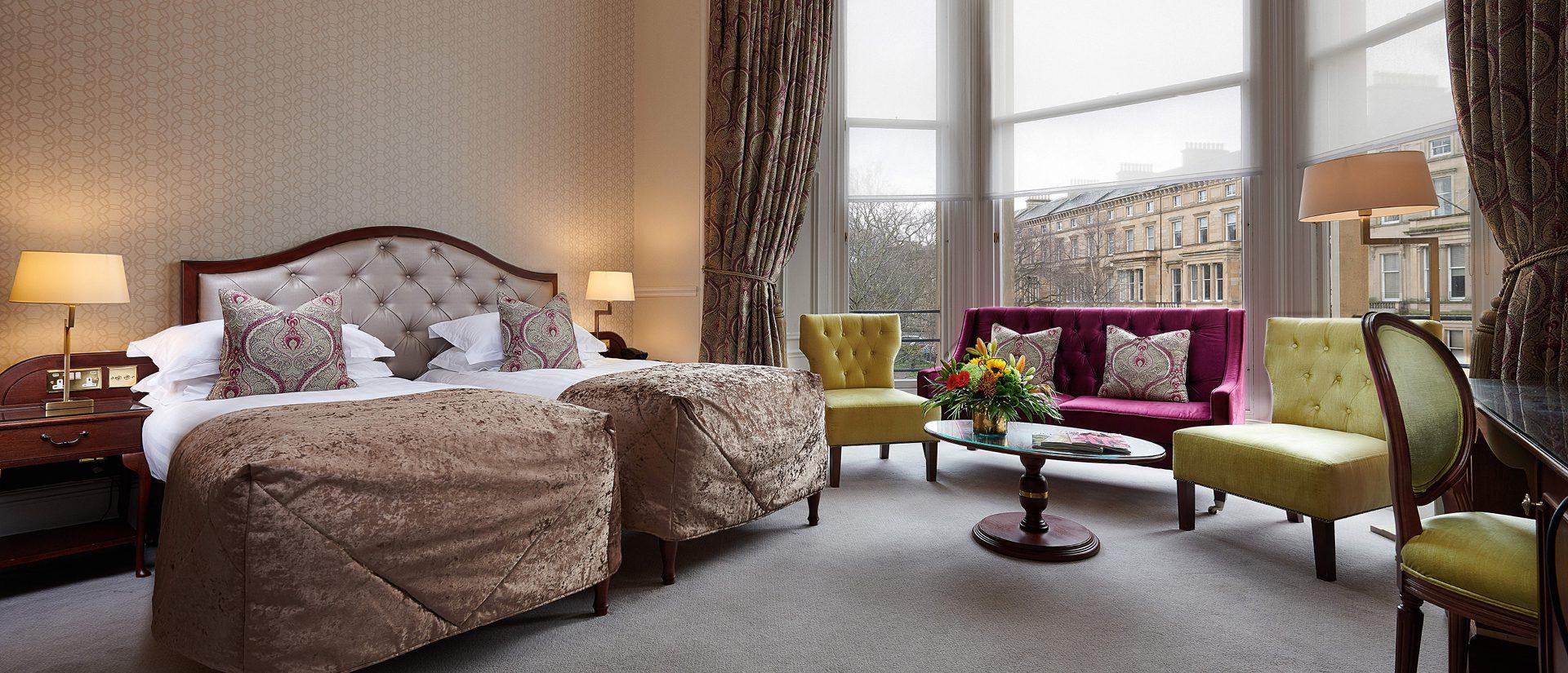 The Bonham Hotel Superior Bedroom